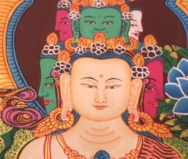 Thangka painting~Laddakh
