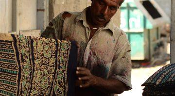 Batik Printing ~ Mundra