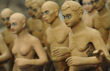 Clay Dolls~Krishnanagar