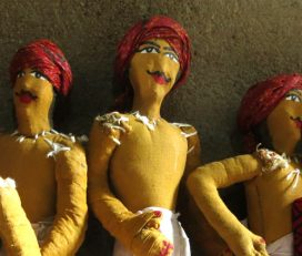 Doll Making~Jhabua