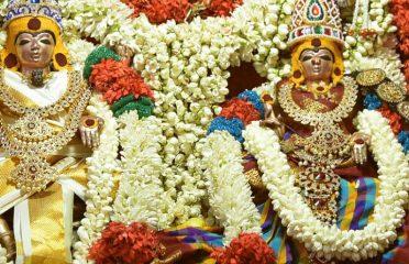 Garland making~Madurai