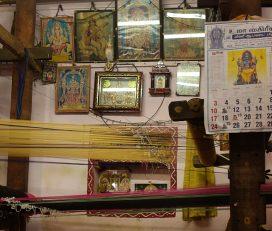 Saree Weaving ~ Dindigul
