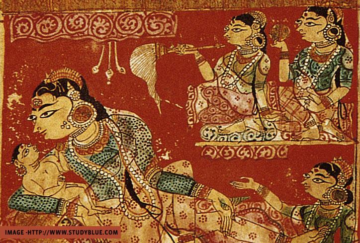 History of bandhani