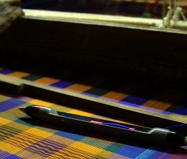 Weaving~Koorainadu sarees
