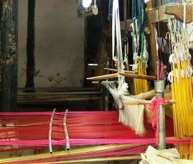 Weaving~Maheshwar