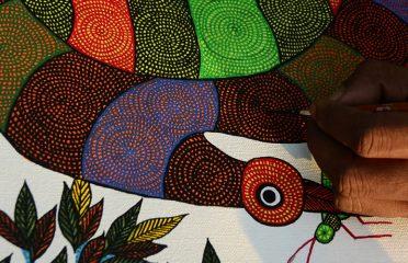 Gond Painting~Patangarh