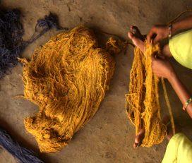 Dhurrie Weaving~Sironj