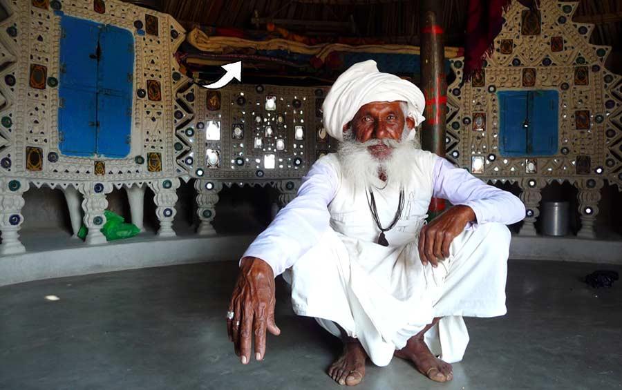 Rabari Man Kutch