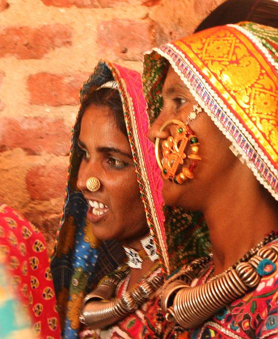Kutchi harijan women