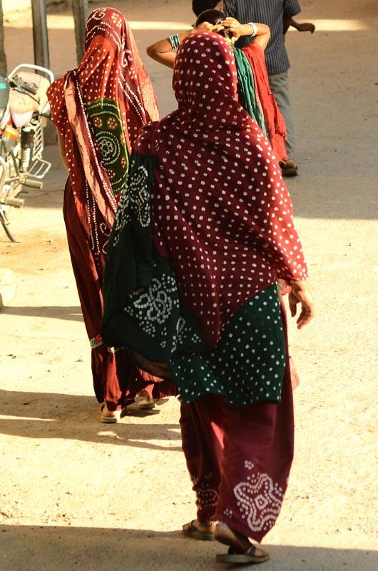 Traditional Bandhani Dupatta kutch