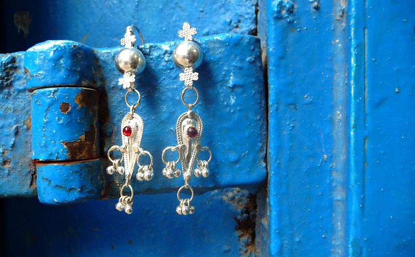 Kutchi traditional jewelry